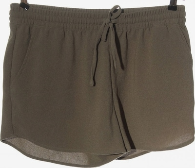 ONLY Hot Pants in L in braun, Produktansicht