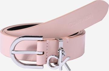 Calvin Klein Vöö, värv roosa