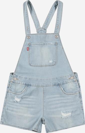 LEVI'S Kombinezons ar lencēm, krāsa - zils džinss, Preces skats