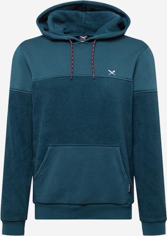 Iriedaily Sweatshirt 'On Turn' i grønn