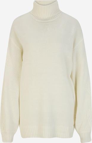 Missguided Tall Pulóver - fehér