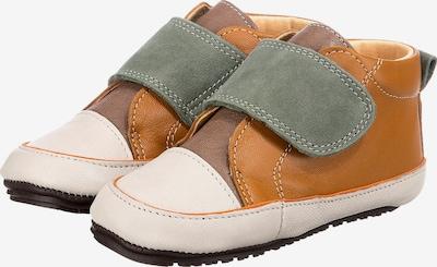DULIS Sneaker in braun / cognac / grau, Produktansicht