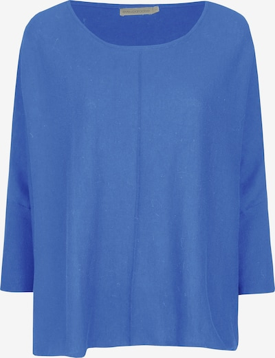 eve in paradise Pullover in blau, Produktansicht