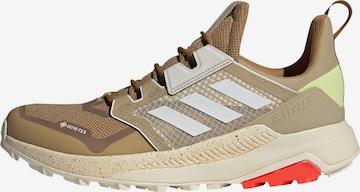 adidas Terrex Running Shoes 'Trailmaker GTX Trail' in Beige