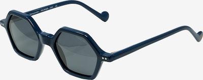Zoobug Retrosonnenbrille 'Sascha' für Kinder in blau / dunkelblau, Produktansicht