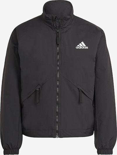 fekete / fehér ADIDAS PERFORMANCE Kültéri kabátok, Termék nézet