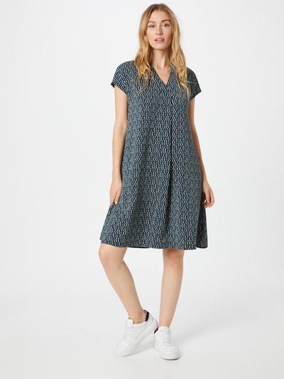 Someday Kleid 'Qalima' in dunkelblau / weiß, Modelansicht