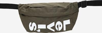 LEVI'S Laukku värissä khaki / valkoinen, Tuotenäkymä