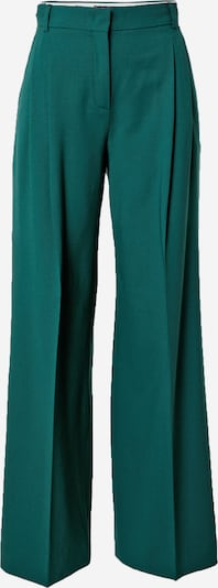 Weekend Max Mara Pleat-front trousers 'ONDATA' in emerald, Item view