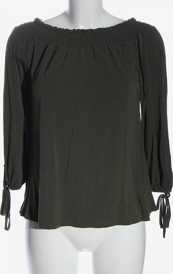 Styleboom Langarm-Bluse in S in khaki, Produktansicht