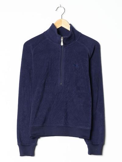 FILA Fleece in XL in dunkellila, Produktansicht