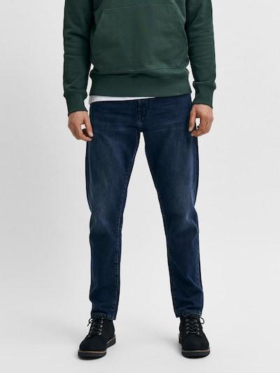 SELECTED HOMME Jeans 'Toby' in dunkelblau, Modelansicht