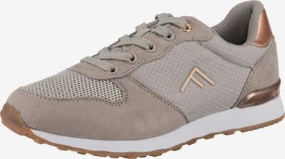 Freyling Sneaker in hellgrau, Produktansicht
