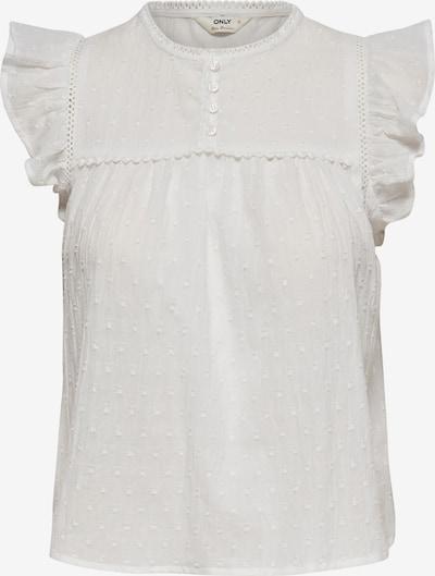 ONLY Bluza 'ONLTara'   bela barva, Prikaz izdelka