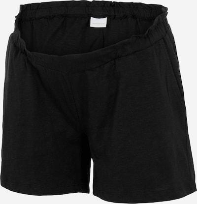 MAMALICIOUS Pantalon 'MILLA' en noir, Vue avec produit