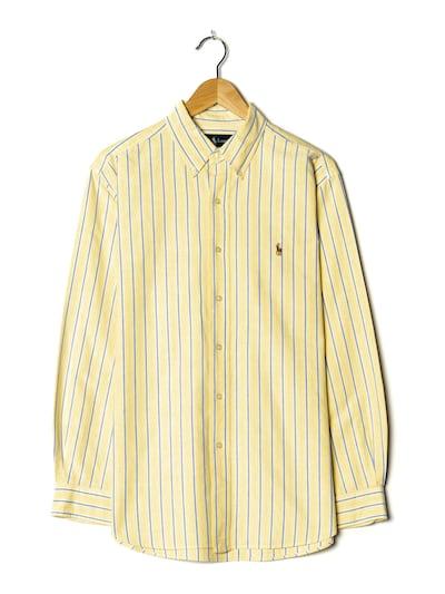 RALPH LAUREN Hemd in XL/XXL in pastellgelb, Produktansicht