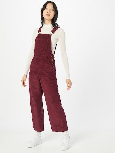 Afends Laclové kalhoty 'Lucie' - vínově červená, Model/ka