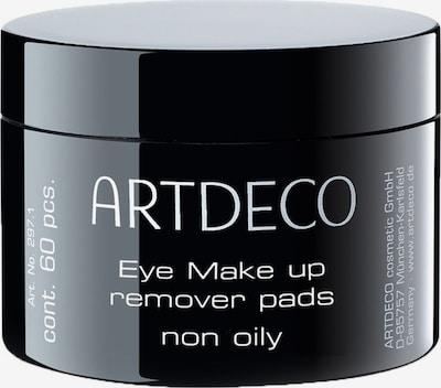 ARTDECO Make-up Entferner Pads in schwarz, Produktansicht