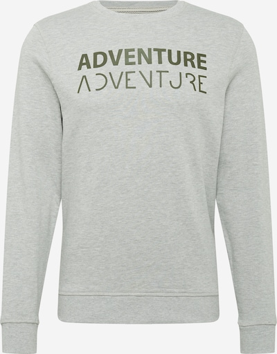 BLEND Sweatshirt in grau / dunkelgrau, Produktansicht