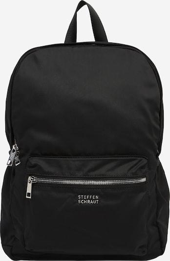 STEFFEN SCHRAUT Ryggsäck 'JERRY' i brun / svart, Produktvy