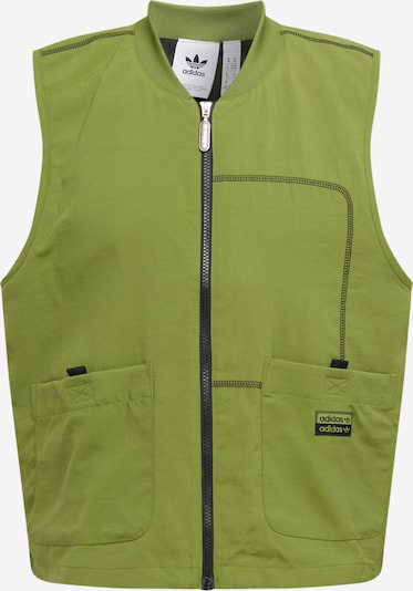 ADIDAS ORIGINALS Bodywarmer 'R.Y.V.' in de kleur Appel, Productweergave