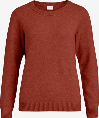 VILA Neulepaita 'Ril' värissä ruosteenpunainen, Tuotenäkymä