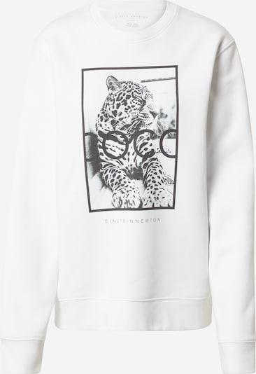 Bluză de molton 'KLARA GEIST' EINSTEIN & NEWTON pe negru / alb, Vizualizare produs