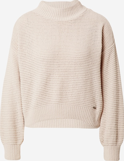 HOLLISTER Pullover 'CHENILLE' in beige, Produktansicht