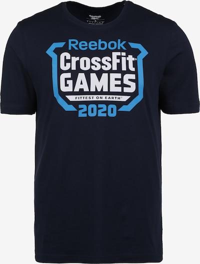 REEBOK Herren Traininigsshirt 'CrossFit Games Crest' in blau, Produktansicht