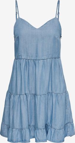 ONLY Nyári ruhák 'Ragna' - kék