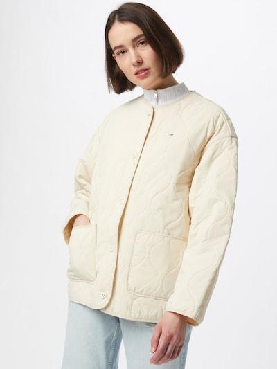 Tommy Jeans Between-season jacket in Beige, View model