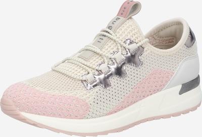 bugatti Sneaker in beige / pink / silber, Produktansicht