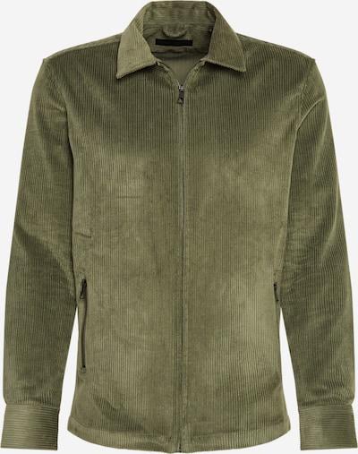 DRYKORN Overhemd 'Remy' in de kleur Groen: Vooraanzicht