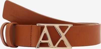 Cintura ARMANI EXCHANGE di colore caramello, Visualizzazione prodotti