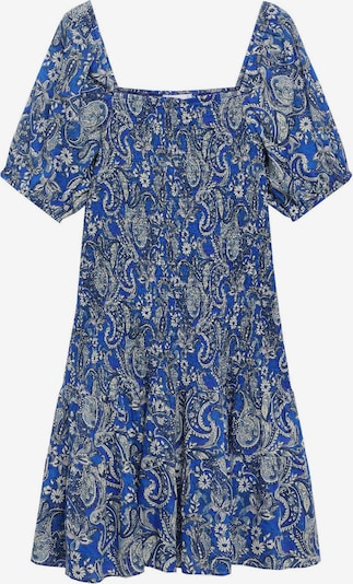 MANGO Kleid 'Cruise' in blau / opal / hellgrau, Produktansicht