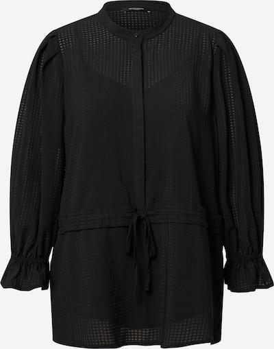 BRUUNS BAZAAR Blouse 'Kalatea' in de kleur Zwart, Productweergave