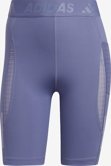 ADIDAS PERFORMANCE Spodnie sportowe w kolorze fioletowy / czarnym, Podgląd produktu