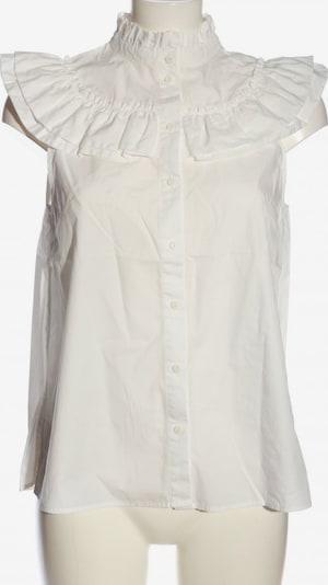 H&M Blusentop in S in weiß, Produktansicht
