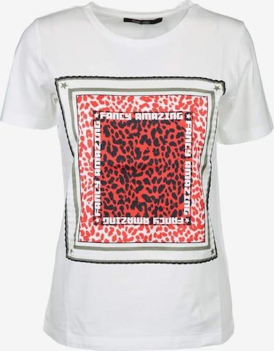 MARC AUREL Shirt in de kleur Offwhite, Productweergave