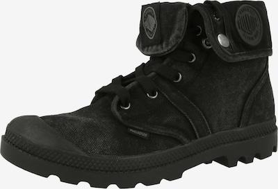 Palladium Stiefelette in schwarz, Produktansicht