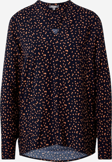 MINE TO FIVE Blouse in navy / orange, Item view