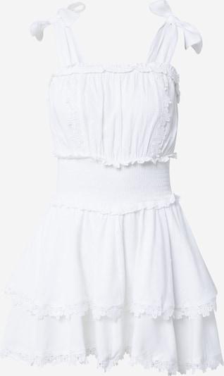 River Island Vêtement de plage en blanc: Vue de face