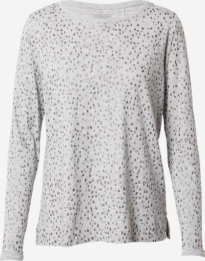 ESPRIT Shirt 'SG-090EE1K327' in grau / hellgrau: Frontalansicht