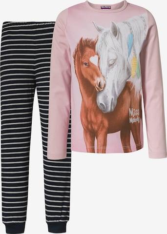 Miss Melody Schlafanzug in Pink