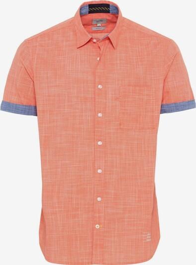 CAMEL ACTIVE Hemd in orange / koralle, Produktansicht