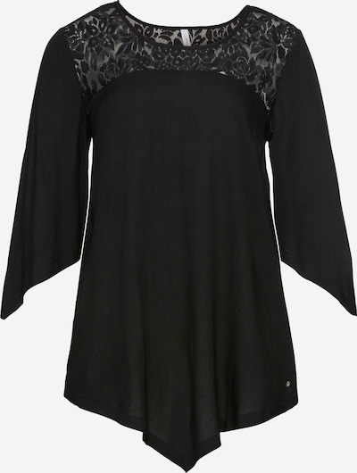 SHEEGO Tunic in black, Item view