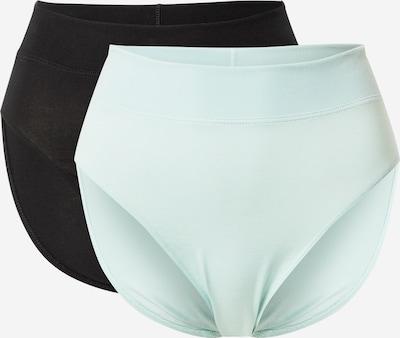 Slip CALIDA pe verde mentă / negru, Vizualizare produs