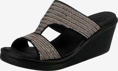 SKECHERS Pantolette 'Rumble On - Bling Gal' in mischfarben / schwarz, Produktansicht