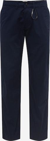 ESPRIT Chino-püksid, värv sinine