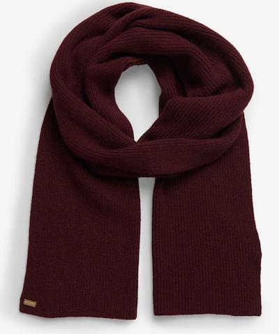 Superdry Sjaal in de kleur Bourgogne, Productweergave
